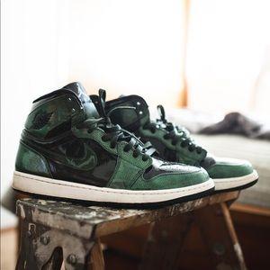 Jordan 1 Grove Green Size 12